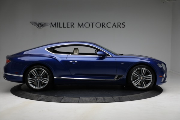 New 2020 Bentley Continental GT V8 for sale $255,080 at Rolls-Royce Motor Cars Greenwich in Greenwich CT 06830 9