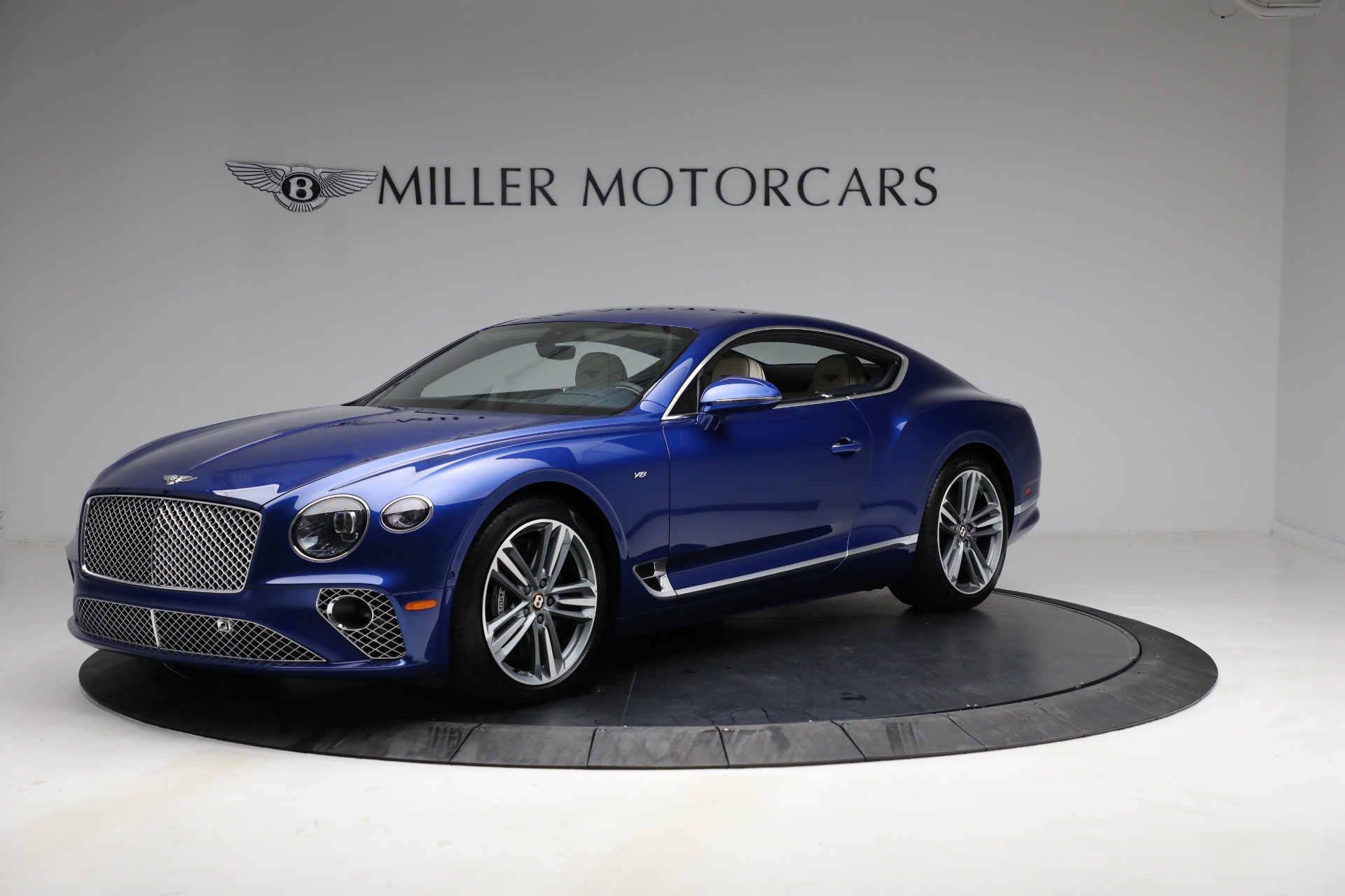 New 2020 Bentley Continental GT V8 for sale $255,080 at Rolls-Royce Motor Cars Greenwich in Greenwich CT 06830 1