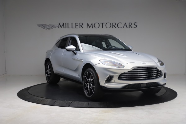 New 2021 Aston Martin DBX for sale $210,786 at Rolls-Royce Motor Cars Greenwich in Greenwich CT 06830 10