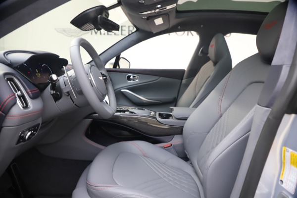 New 2021 Aston Martin DBX for sale $210,786 at Rolls-Royce Motor Cars Greenwich in Greenwich CT 06830 12