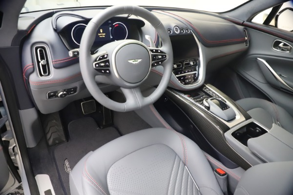 New 2021 Aston Martin DBX for sale $210,786 at Rolls-Royce Motor Cars Greenwich in Greenwich CT 06830 13