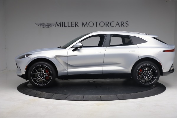New 2021 Aston Martin DBX for sale $210,786 at Rolls-Royce Motor Cars Greenwich in Greenwich CT 06830 2