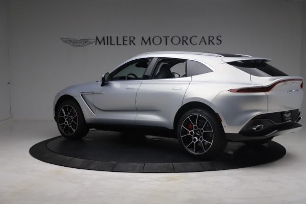 New 2021 Aston Martin DBX for sale $210,786 at Rolls-Royce Motor Cars Greenwich in Greenwich CT 06830 3
