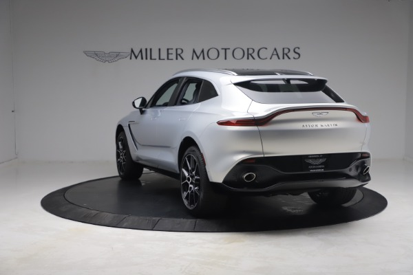 New 2021 Aston Martin DBX for sale $210,786 at Rolls-Royce Motor Cars Greenwich in Greenwich CT 06830 4