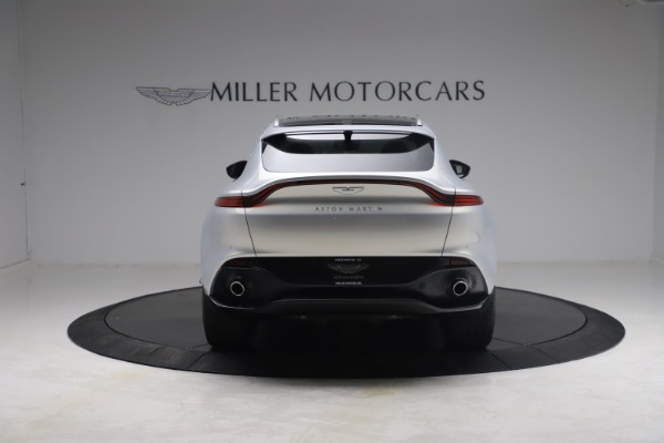 New 2021 Aston Martin DBX for sale $210,786 at Rolls-Royce Motor Cars Greenwich in Greenwich CT 06830 5