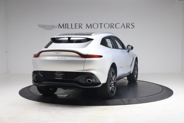 New 2021 Aston Martin DBX for sale $210,786 at Rolls-Royce Motor Cars Greenwich in Greenwich CT 06830 6