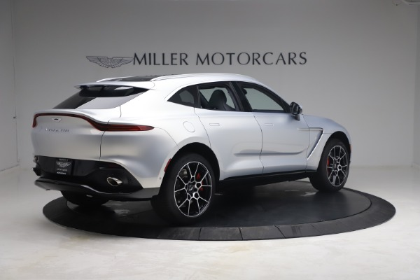 New 2021 Aston Martin DBX for sale $210,786 at Rolls-Royce Motor Cars Greenwich in Greenwich CT 06830 7