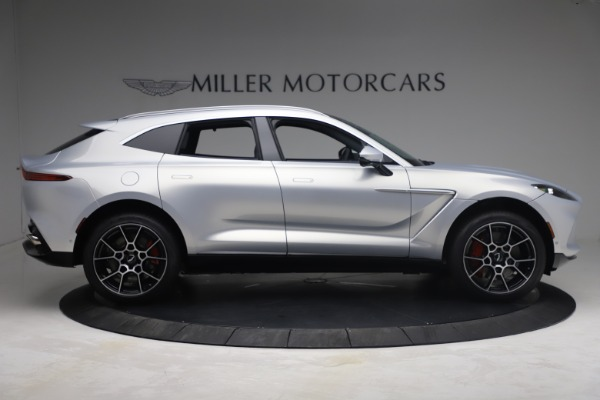 New 2021 Aston Martin DBX for sale $210,786 at Rolls-Royce Motor Cars Greenwich in Greenwich CT 06830 8