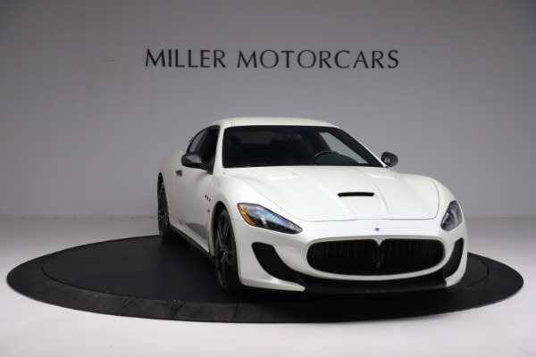 Used 2014 Maserati GranTurismo MC for sale Call for price at Rolls-Royce Motor Cars Greenwich in Greenwich CT 06830 15