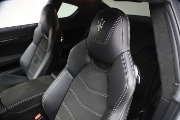 Used 2014 Maserati GranTurismo MC for sale Call for price at Rolls-Royce Motor Cars Greenwich in Greenwich CT 06830 19