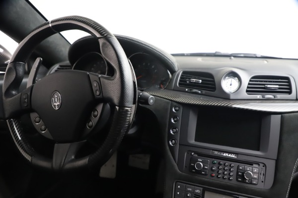 Used 2014 Maserati GranTurismo MC for sale Call for price at Rolls-Royce Motor Cars Greenwich in Greenwich CT 06830 25