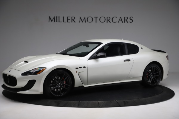 Used 2014 Maserati GranTurismo MC for sale Call for price at Rolls-Royce Motor Cars Greenwich in Greenwich CT 06830 3