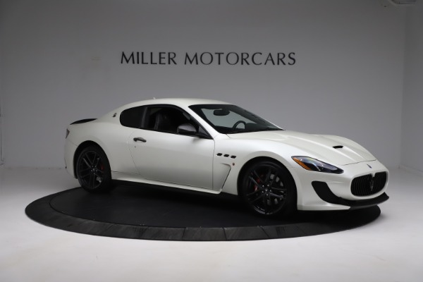 Used 2014 Maserati GranTurismo MC for sale Call for price at Rolls-Royce Motor Cars Greenwich in Greenwich CT 06830 4