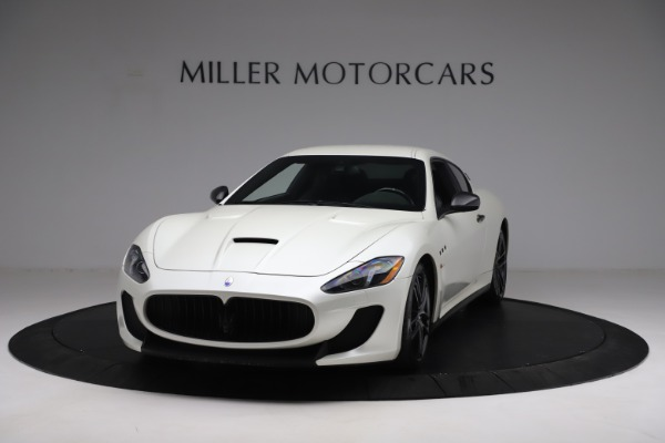 Used 2014 Maserati GranTurismo MC for sale Call for price at Rolls-Royce Motor Cars Greenwich in Greenwich CT 06830 1