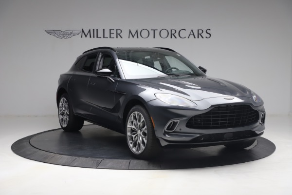 New 2021 Aston Martin DBX for sale $208,786 at Rolls-Royce Motor Cars Greenwich in Greenwich CT 06830 10