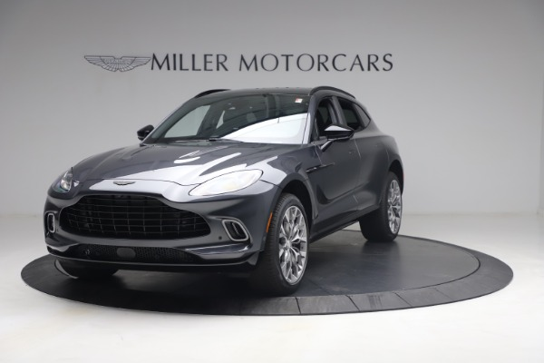 New 2021 Aston Martin DBX for sale $208,786 at Rolls-Royce Motor Cars Greenwich in Greenwich CT 06830 12
