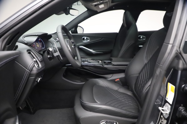 New 2021 Aston Martin DBX for sale $208,786 at Rolls-Royce Motor Cars Greenwich in Greenwich CT 06830 13