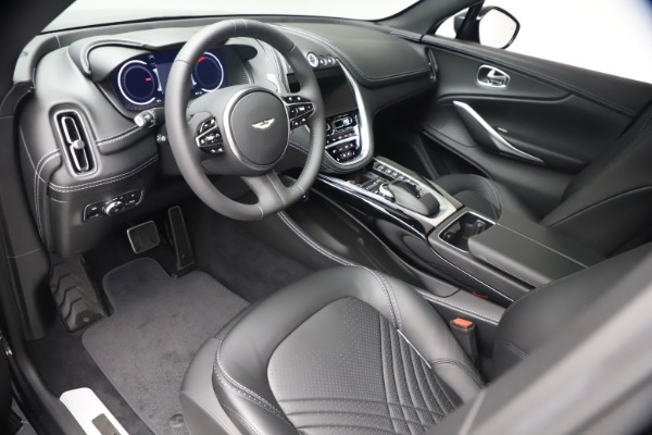 New 2021 Aston Martin DBX for sale $208,786 at Rolls-Royce Motor Cars Greenwich in Greenwich CT 06830 14