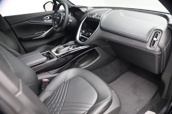 New 2021 Aston Martin DBX for sale $208,786 at Rolls-Royce Motor Cars Greenwich in Greenwich CT 06830 19