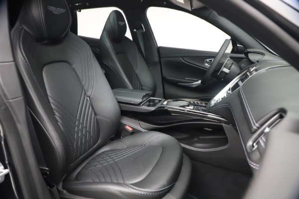 New 2021 Aston Martin DBX for sale $208,786 at Rolls-Royce Motor Cars Greenwich in Greenwich CT 06830 20