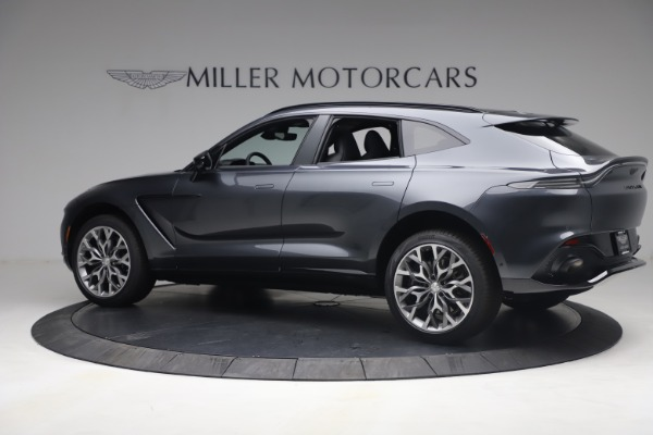 New 2021 Aston Martin DBX for sale $208,786 at Rolls-Royce Motor Cars Greenwich in Greenwich CT 06830 3