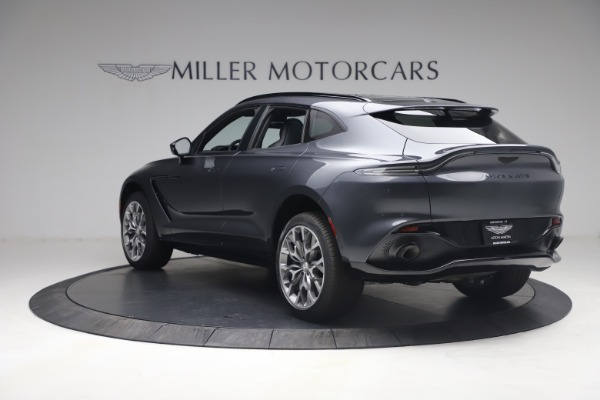 New 2021 Aston Martin DBX for sale $208,786 at Rolls-Royce Motor Cars Greenwich in Greenwich CT 06830 4