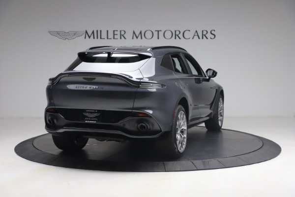 New 2021 Aston Martin DBX for sale $208,786 at Rolls-Royce Motor Cars Greenwich in Greenwich CT 06830 6