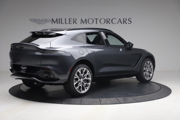 New 2021 Aston Martin DBX for sale $208,786 at Rolls-Royce Motor Cars Greenwich in Greenwich CT 06830 7