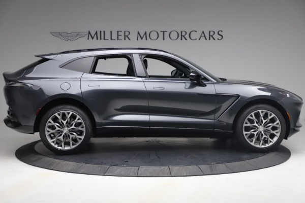 New 2021 Aston Martin DBX for sale $208,786 at Rolls-Royce Motor Cars Greenwich in Greenwich CT 06830 8