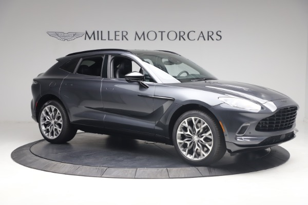 New 2021 Aston Martin DBX for sale $208,786 at Rolls-Royce Motor Cars Greenwich in Greenwich CT 06830 9