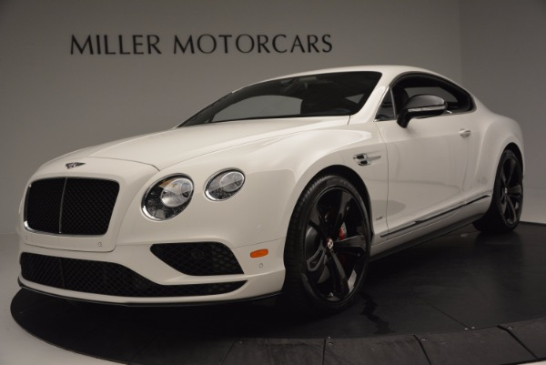 New 2017 Bentley Continental GT V8 S for sale Sold at Rolls-Royce Motor Cars Greenwich in Greenwich CT 06830 16