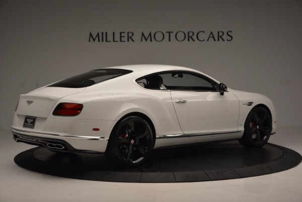 New 2017 Bentley Continental GT V8 S for sale Sold at Rolls-Royce Motor Cars Greenwich in Greenwich CT 06830 8