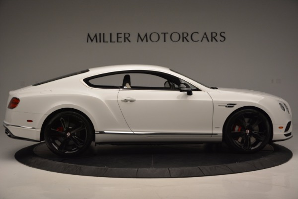 New 2017 Bentley Continental GT V8 S for sale Sold at Rolls-Royce Motor Cars Greenwich in Greenwich CT 06830 9