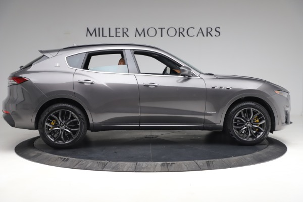 Used 2021 Maserati Levante GranSport for sale $73,900 at Rolls-Royce Motor Cars Greenwich in Greenwich CT 06830 10