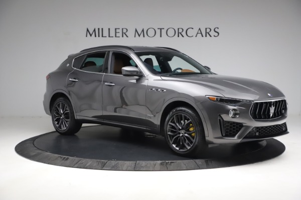 Used 2021 Maserati Levante GranSport for sale $73,900 at Rolls-Royce Motor Cars Greenwich in Greenwich CT 06830 11