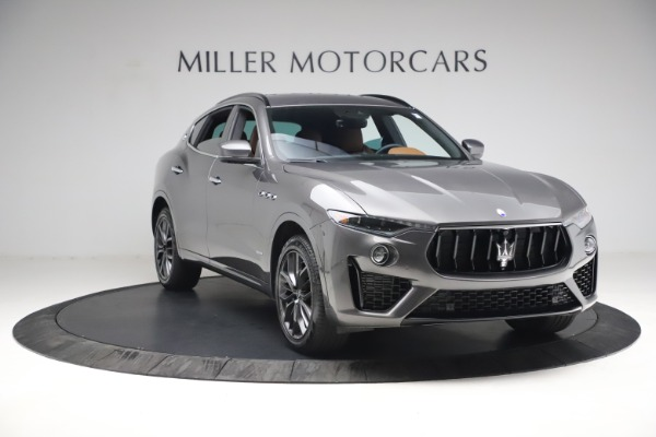 Used 2021 Maserati Levante GranSport for sale $73,900 at Rolls-Royce Motor Cars Greenwich in Greenwich CT 06830 12