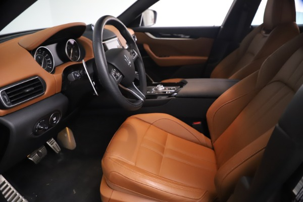 Used 2021 Maserati Levante GranSport for sale $73,900 at Rolls-Royce Motor Cars Greenwich in Greenwich CT 06830 14