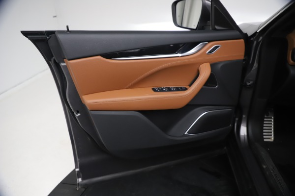 Used 2021 Maserati Levante GranSport for sale $73,900 at Rolls-Royce Motor Cars Greenwich in Greenwich CT 06830 16