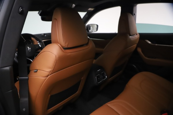 Used 2021 Maserati Levante GranSport for sale $73,900 at Rolls-Royce Motor Cars Greenwich in Greenwich CT 06830 17