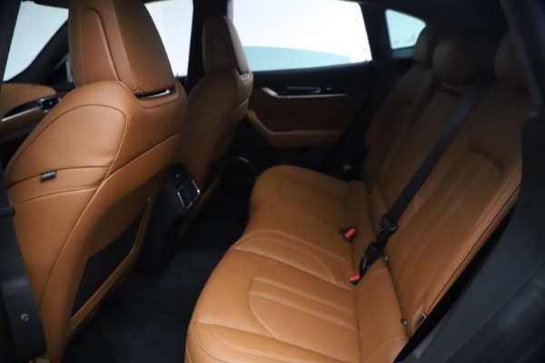 Used 2021 Maserati Levante GranSport for sale $73,900 at Rolls-Royce Motor Cars Greenwich in Greenwich CT 06830 18