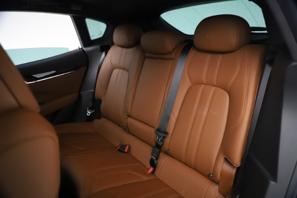 Used 2021 Maserati Levante GranSport for sale $73,900 at Rolls-Royce Motor Cars Greenwich in Greenwich CT 06830 19