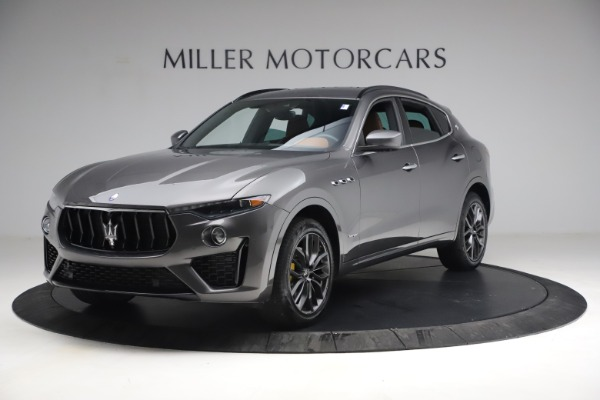 Used 2021 Maserati Levante GranSport for sale $73,900 at Rolls-Royce Motor Cars Greenwich in Greenwich CT 06830 2