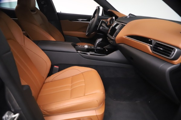 Used 2021 Maserati Levante GranSport for sale $73,900 at Rolls-Royce Motor Cars Greenwich in Greenwich CT 06830 22