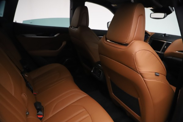 Used 2021 Maserati Levante GranSport for sale $73,900 at Rolls-Royce Motor Cars Greenwich in Greenwich CT 06830 24