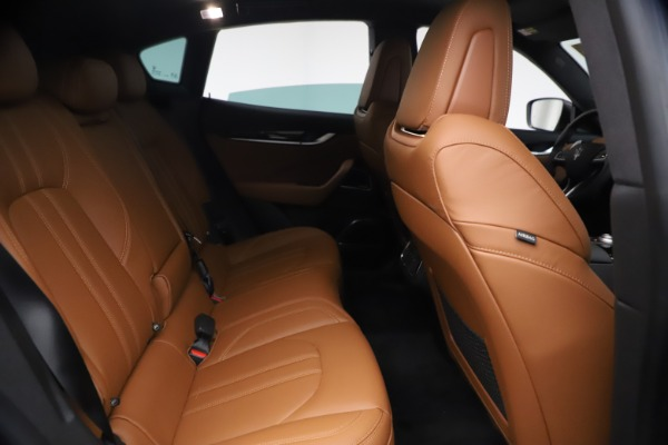 Used 2021 Maserati Levante GranSport for sale $73,900 at Rolls-Royce Motor Cars Greenwich in Greenwich CT 06830 25