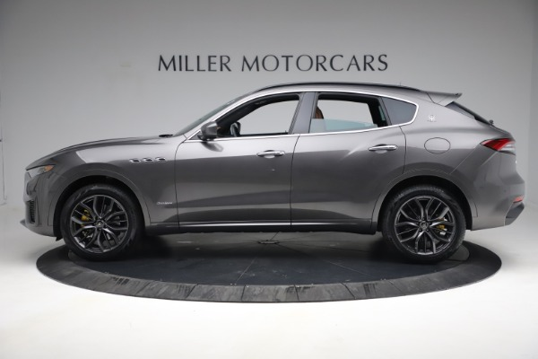 Used 2021 Maserati Levante GranSport for sale $73,900 at Rolls-Royce Motor Cars Greenwich in Greenwich CT 06830 3