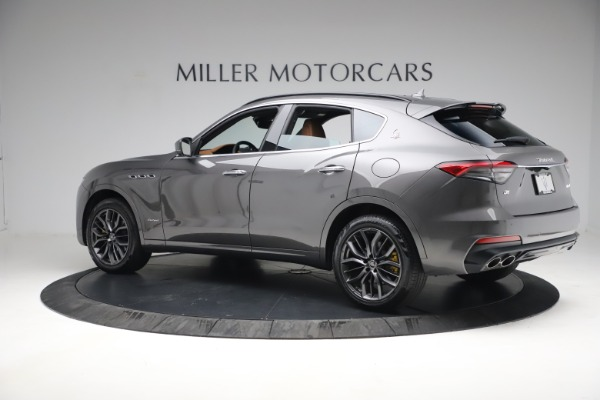 Used 2021 Maserati Levante GranSport for sale $73,900 at Rolls-Royce Motor Cars Greenwich in Greenwich CT 06830 4