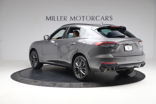 Used 2021 Maserati Levante GranSport for sale $73,900 at Rolls-Royce Motor Cars Greenwich in Greenwich CT 06830 5