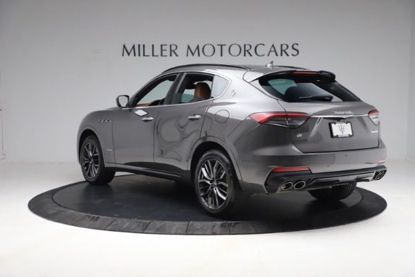 Used 2021 Maserati Levante GranSport for sale $73,900 at Rolls-Royce Motor Cars Greenwich in Greenwich CT 06830 6