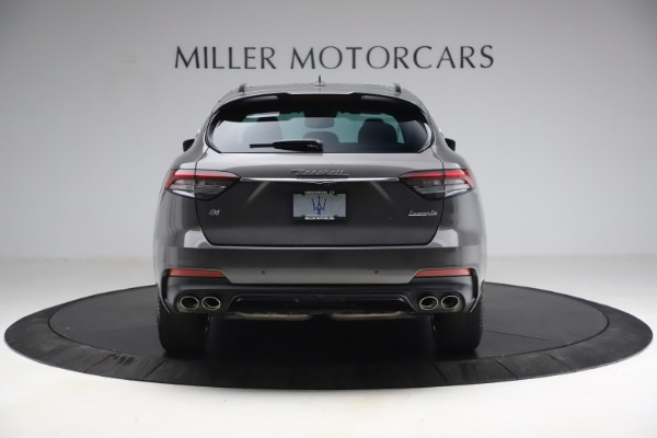 Used 2021 Maserati Levante GranSport for sale $73,900 at Rolls-Royce Motor Cars Greenwich in Greenwich CT 06830 7